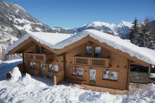 Фото отеля Alpenchalets Waldheim