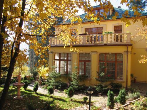 . Hotel Villa Romantica