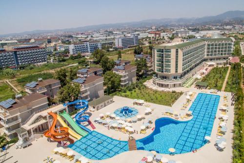Konaklı Hedef Beach Resort Hotel - Ultra All Inclusive telefon
