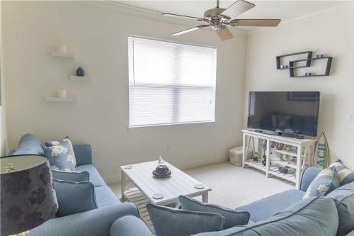 Tidelands - Two Bedroom Condo - 321 - Palm Coast, FL 32137