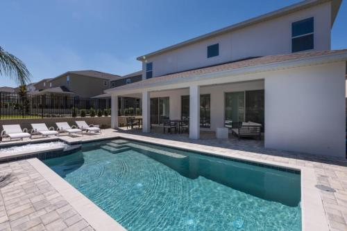 The Encore Club at Reunion - Nine Bedroom Villa - EC004 - Kissimmee, FL 34747