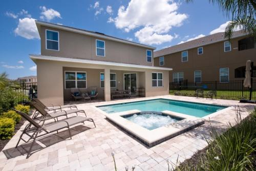 The Encore Club at Reunion - Six Bedroom Home - EC071 - Kissimmee, FL 34747