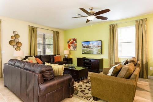 Champions Gate - Eight Bedroom Villa - CG019 - Davenport, FL 33896