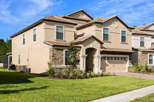 Champions Gate - Eight Bedroom Home - CG006 - Davenport, FL 33896