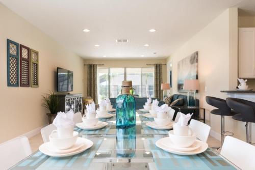 The Encore Club at Reunion - Six Bedroom Villa - EC009 - Kissimmee, FL 34747