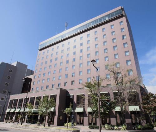 호텔 크레센트 아사히카와