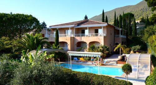 . Villa La Lézardière