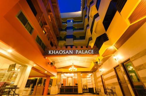 Khaosan Palace Hotel photo 27