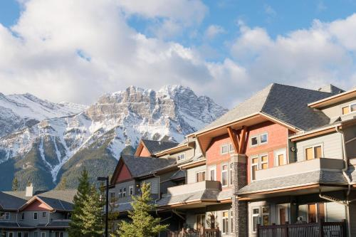 2 Bedroom Suite - Lodges at Canmore - Canmore, AB T1W 3J2