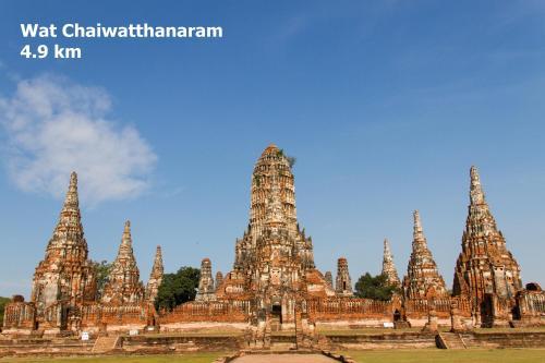 Early Bird Hostel Ayutthaya photo 30