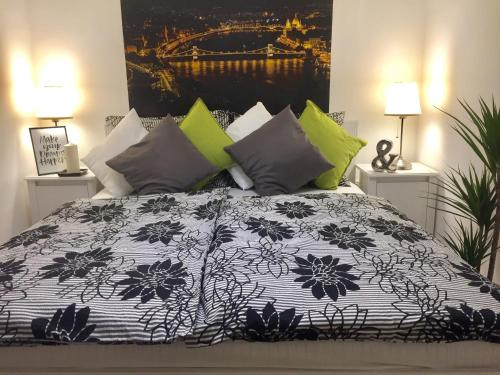 Central King Apartment III., Pension in Budapest