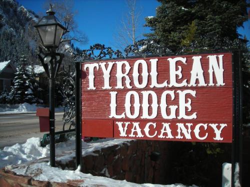 Tyrolean Lodge - Aspen, CO 81611