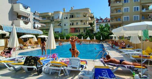 Alanya Hedef Kleopatra Golden Sun Hotel - All Inclusive indirim