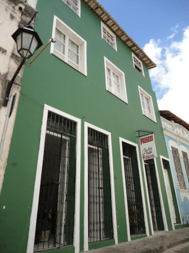 Hostal Pousada Suítes Do Pelô 1