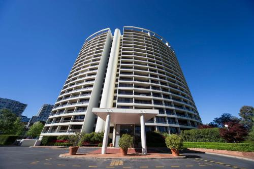 Breakfree Capital Tower Apartments