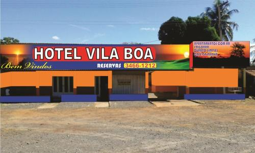 Foto de Hotel Vila Boa