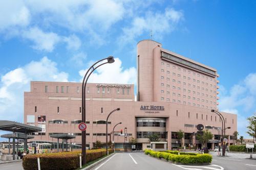 아트 호텔 히로사키 시티