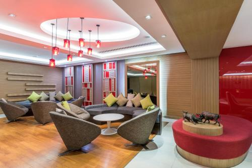 Hi Residence, Bangkok impression