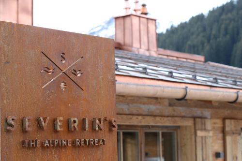 Фото отеля SEVERIN*S – The Alpine Retreat