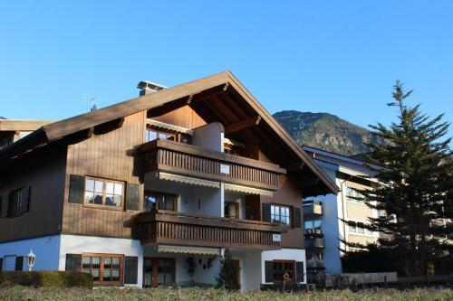 Ferienwohnung G. Füglein Apartment mit 1 Schlafzimmer