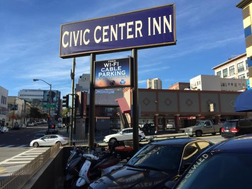 Civic Center Inn - San Francisco, CA 94109