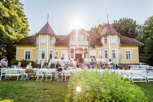 . STF Villa Söderåsen B&B