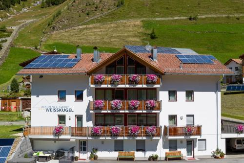 . Residence Weisskugel Langtaufers Südtirol