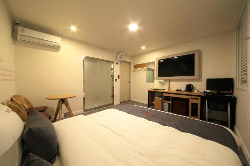 The 7 Hotel rom bilder