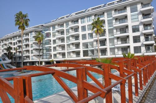 Çamyolu Aqua Apartment how to get