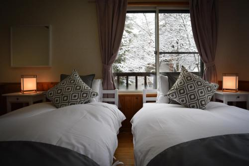 Sheltered Inn Hakuba - Accommodation - Hakuba 47