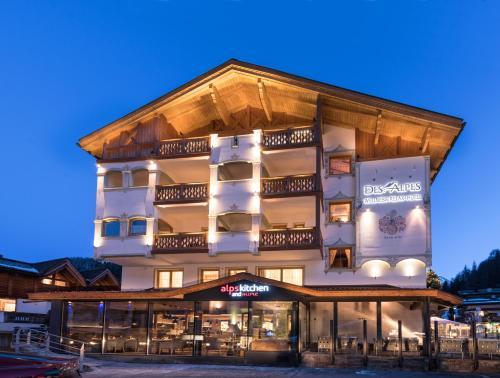 Hotel des Alpes Samnaun