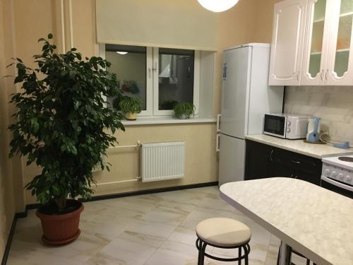 . Apartment on Oboronnaya Street