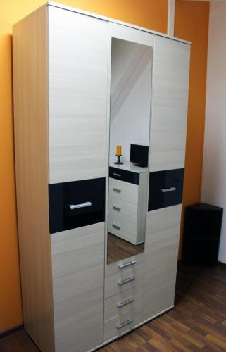 Хостел ПЛЕД на Самотёчной Двухместный номер «Комфорт» с 1 кроватью