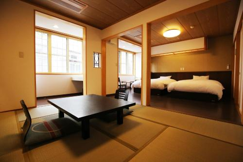 Nakajimaya Ryokan - Accommodation - Nozawa Onsen