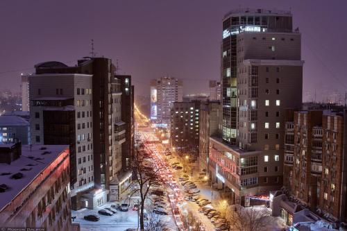 . Apartments Perm