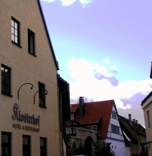 HotelHotel & Restaurant Klosterhof