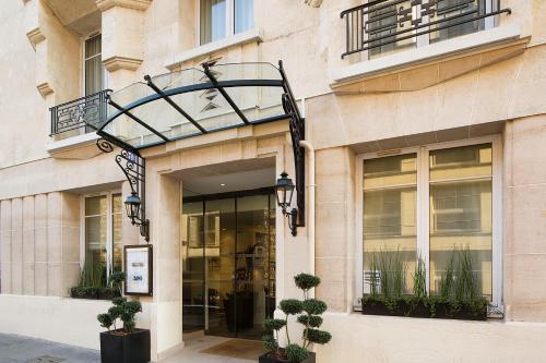 Hôtel Victor Hugo Paris Kléber photo 47