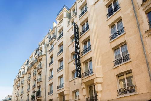 Hôtel Victor Hugo Paris Kléber photo 48