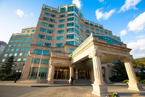 Mega Palace - Hotel - Yuzhno-Sakhalinsk
