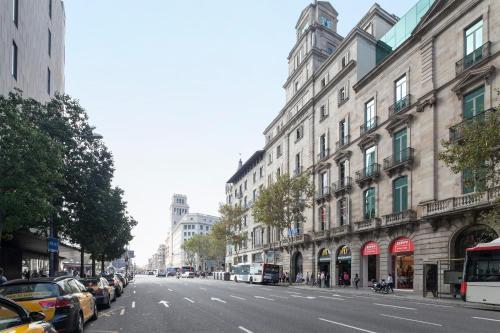 AB Plaza Catalunya Apartments photo 59