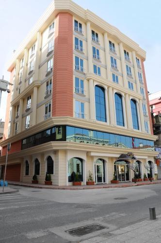 Samsun Myhouse Hotel adres
