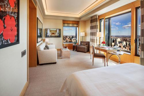 Four Seasons Hotel New York стая снимки