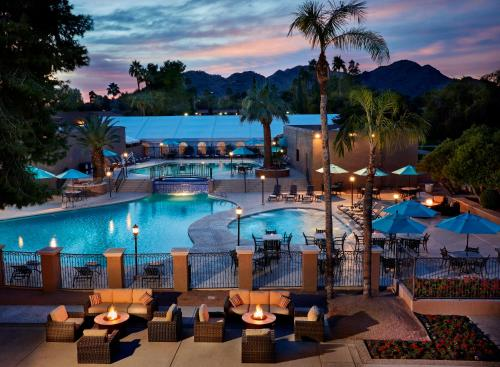 Scottsdale Plaza Resort - Paradise Valley, AZ AZ 85253