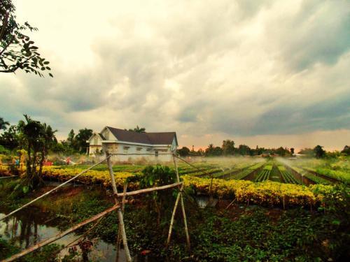 Flower Village Homestay - Mr. Tai, Sa Đéc