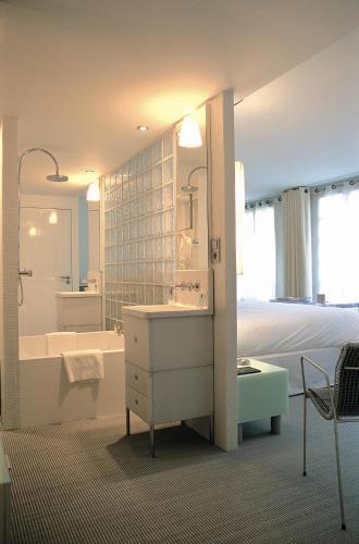 Kube Hotel Paris - Ice Bar photo 6