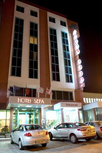 Corlu Hotel Sefa 1 online rezervasyon