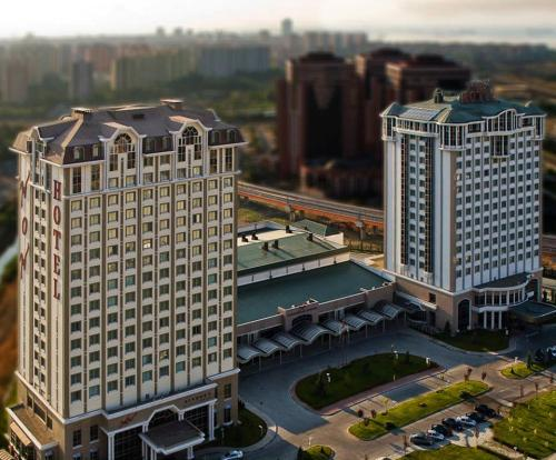 Istanbul WOW Istanbul Hotel indirim kuponu
