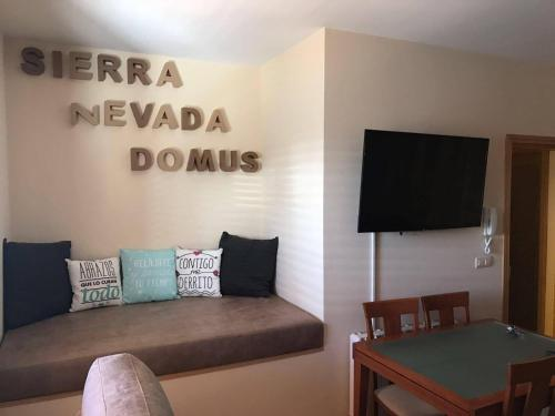 Estudio y Casa Los Copos - Apartment - Sierra Nevada