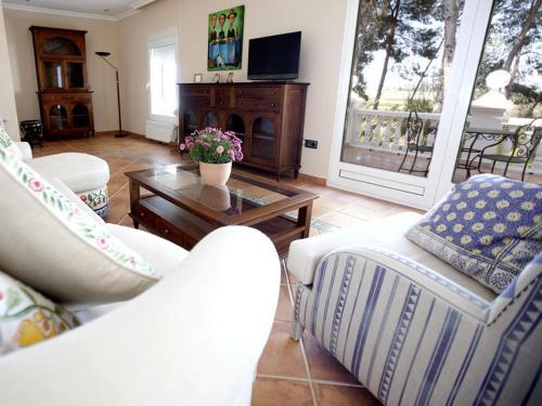 Suite con terraza Casa de La Campana 5