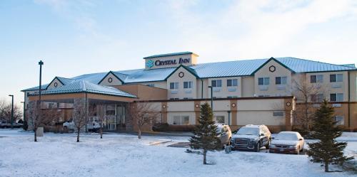 Crystal Inn Hotel & Suites - Great Falls - Great Falls, MT 59404